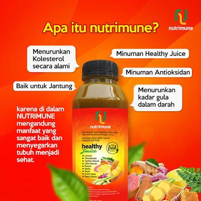 Nutrimune, Nutrition For Immune