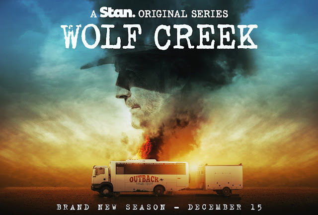 [Série] Wolf Creek - 2ª Temporada