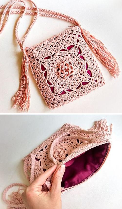 Jude (Crochet Bag) - Free Pattern
