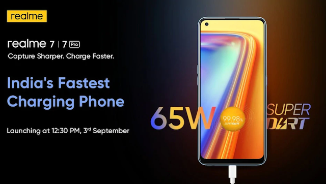 Realme 7 Price in India, Specifications, Comparison and many more   Get Now