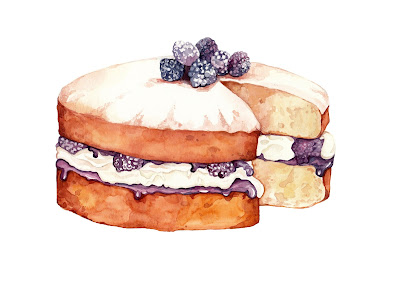 food illustration, food illustrator, watercolour food illustration, watercolor food, freelance illustrator, uk based illustrator, hire an illustrator, professional illustrator, editorial illustrator, london illustrator,