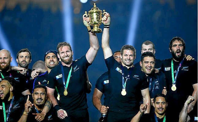 Los All Blacks, Princesa de Asturias de los Deportes 2017