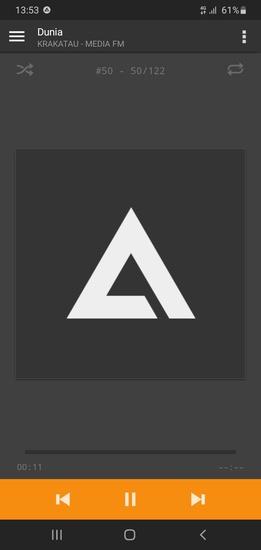 Aplikasi AIMP Android