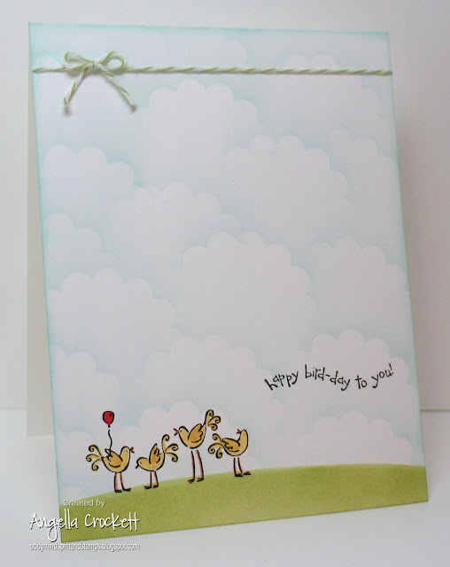 Stampin Up Love Ya Bunches, Card Designer Angie Crockett