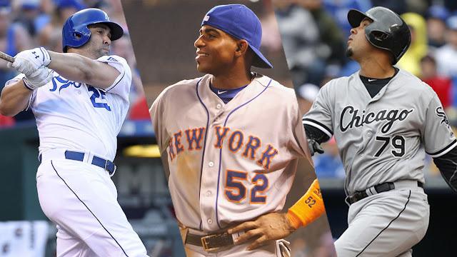 Acá tienen el atractivo de cómo van a terminar los numeritos de los cubanos en la MLB.