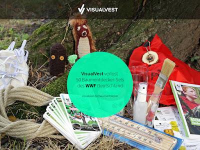 VisualVest Baumentdecker-Set