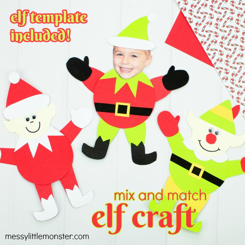 elf craft for kids