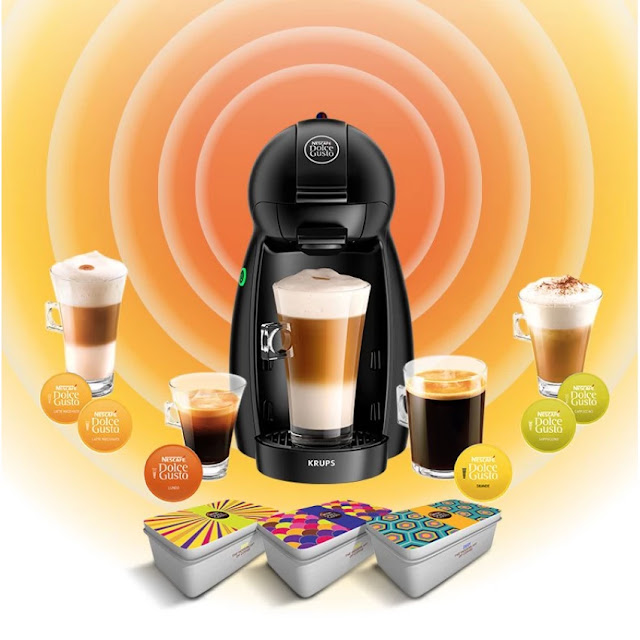 Review:Nescafe Dolce Gusto Piccolo Coffee Machine