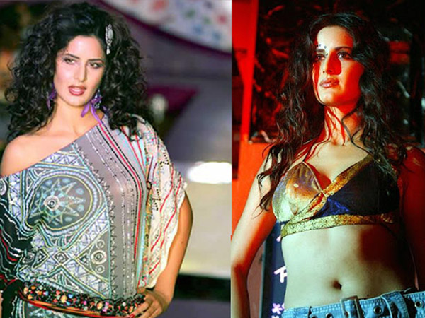 Katrina Kaif's Unseen pictures