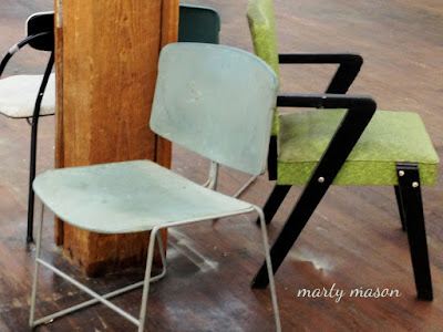 Simply Chairs - photo by Marty Mason