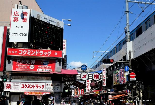 qué ver cerca de Ueno
