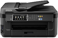 Epson Printer WorkForce WF-7610 Driver Series