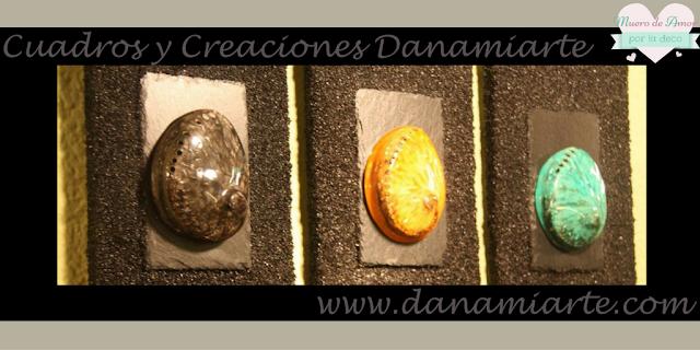 Cuadros y Creaciones Danamiarte-By Ana Oval