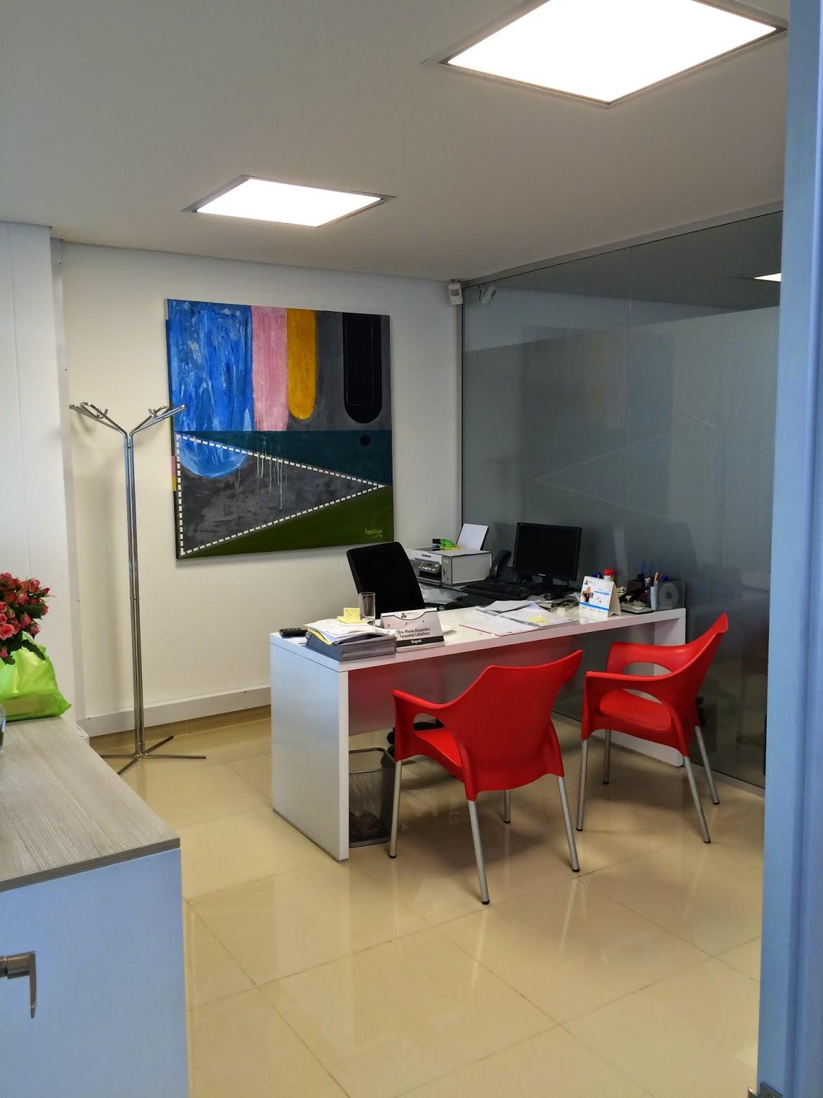 Dise o y construcci n nueva sede oficinas osya bogot for Diseno oficinas modernas bogota