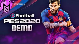 تحميل لعبة PES 2020 Pro Evolution Soccer apk للأندرويد افضل العاب كرة القدم