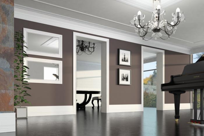 Casas Pintadas. Colores Para Pintar Interior Casa Rustica Buscar Con ...