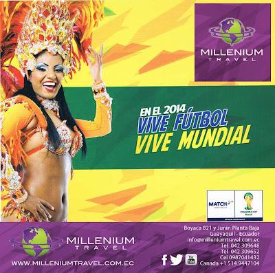 Paquetes de viajes a Brasil 2014 económicos