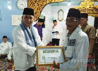 Melalui Safari Ramadhan Iskandar SE Serap Aspirasi Masyarakat Pedesaan