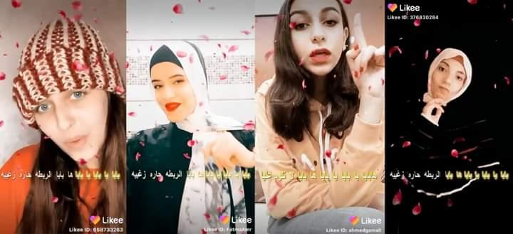 """"""" لايكي"""" تشيد بنجاح تعاونها الفني مع المطربة المغربية الصاعدة زينب"""