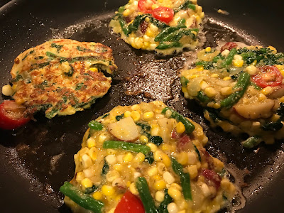 mariannes kitchen corn fritters