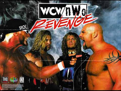 Poster di ''WCW/nWo Revenge'' per Nintendo 64