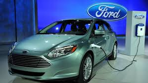 ford electric vehicles