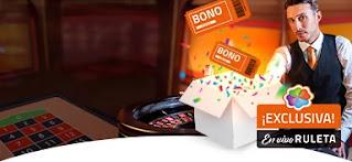 Luckia promo sorteo 50 bonos 10 euros 11-15 enero 2021