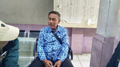 Sekcam Rajeg Himbau Kades Tidak Menyalahgunakan ADD