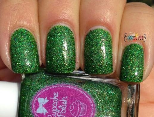 Cupcake Polish Deck The Malls