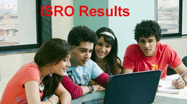 ISRO Results