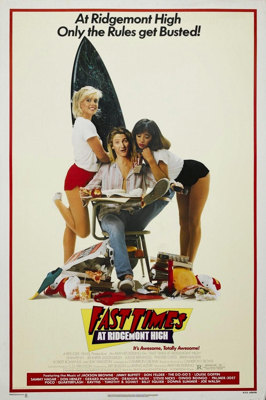 Fast Times at Ridgemont High (1982) Online