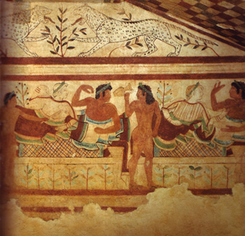 The Etruscans: A Classical Fantasy
