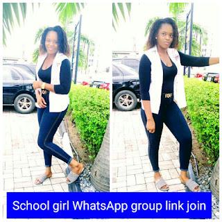 School girl WhatsApp group link join