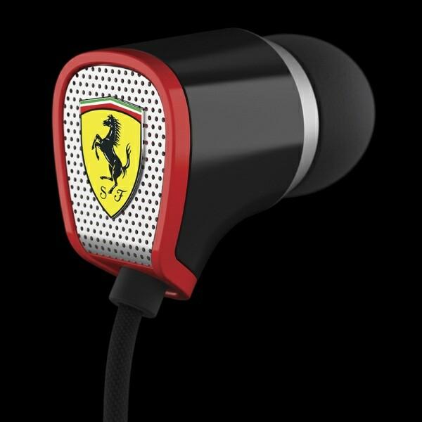 Scuderia Ferrari Headphones x Speaker Dock Collection by Logic3