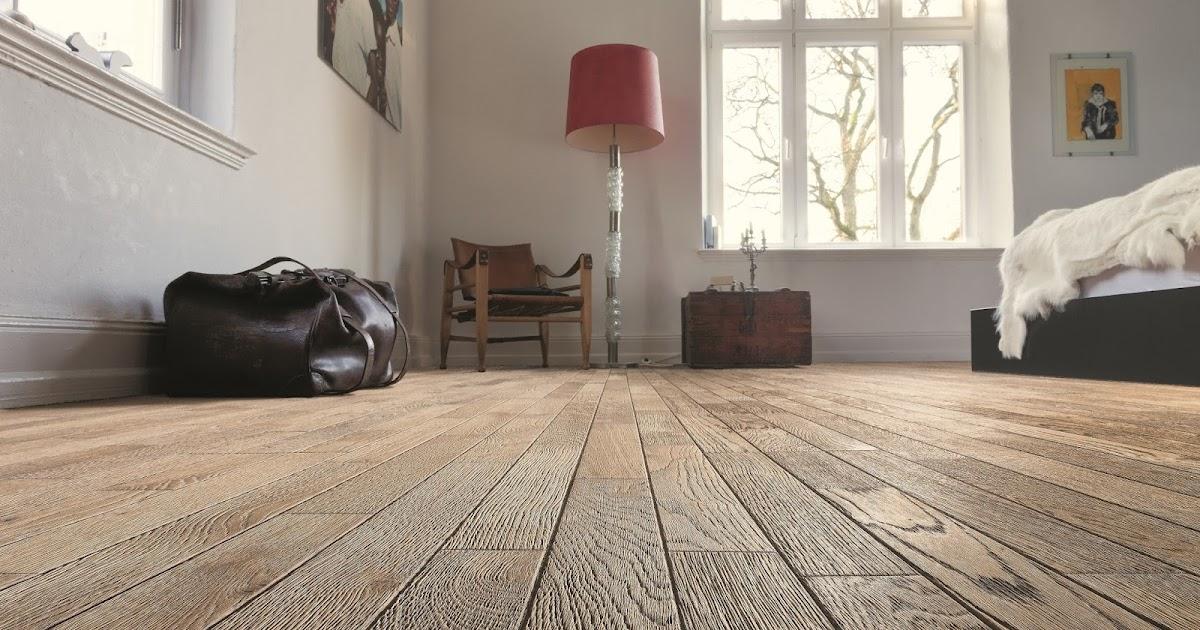 Real Wood Qualtiy Floors Magazine cover image