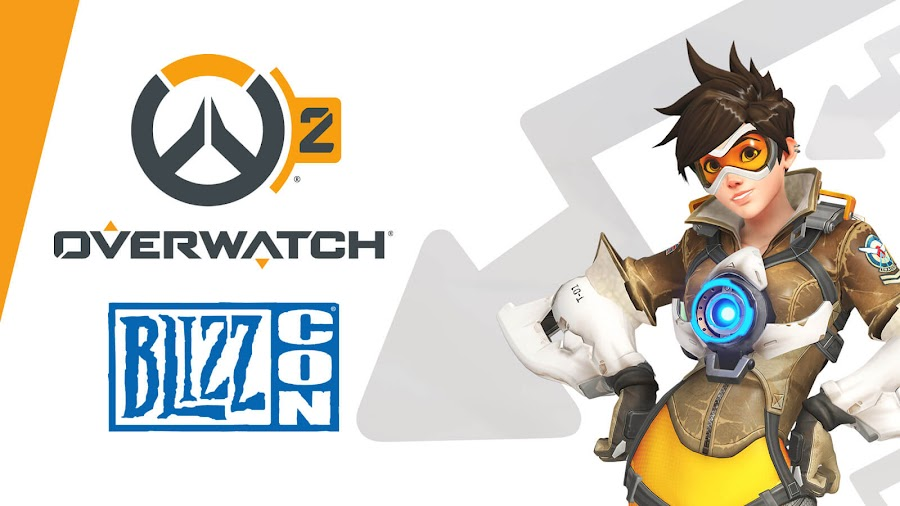 overwatch 2 leak blizzcon 2019 new pve mode hero echo pc ps4 xbox one switch