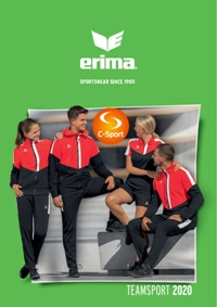 Catalogue Erima 2020