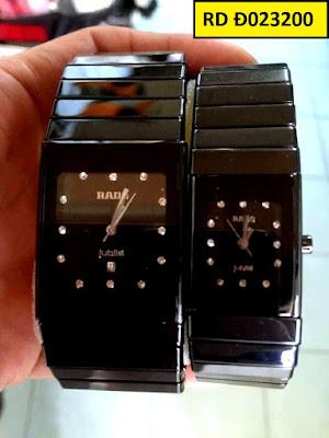 đồng hồ cặp đôi Rado RD D023200