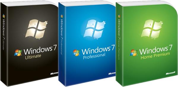 Tổng hợp Key Activate Windows 7 OEM các dòng máy có SLIC 2.1
