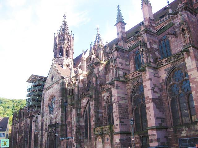 Catedral de Friburgo, Alemania