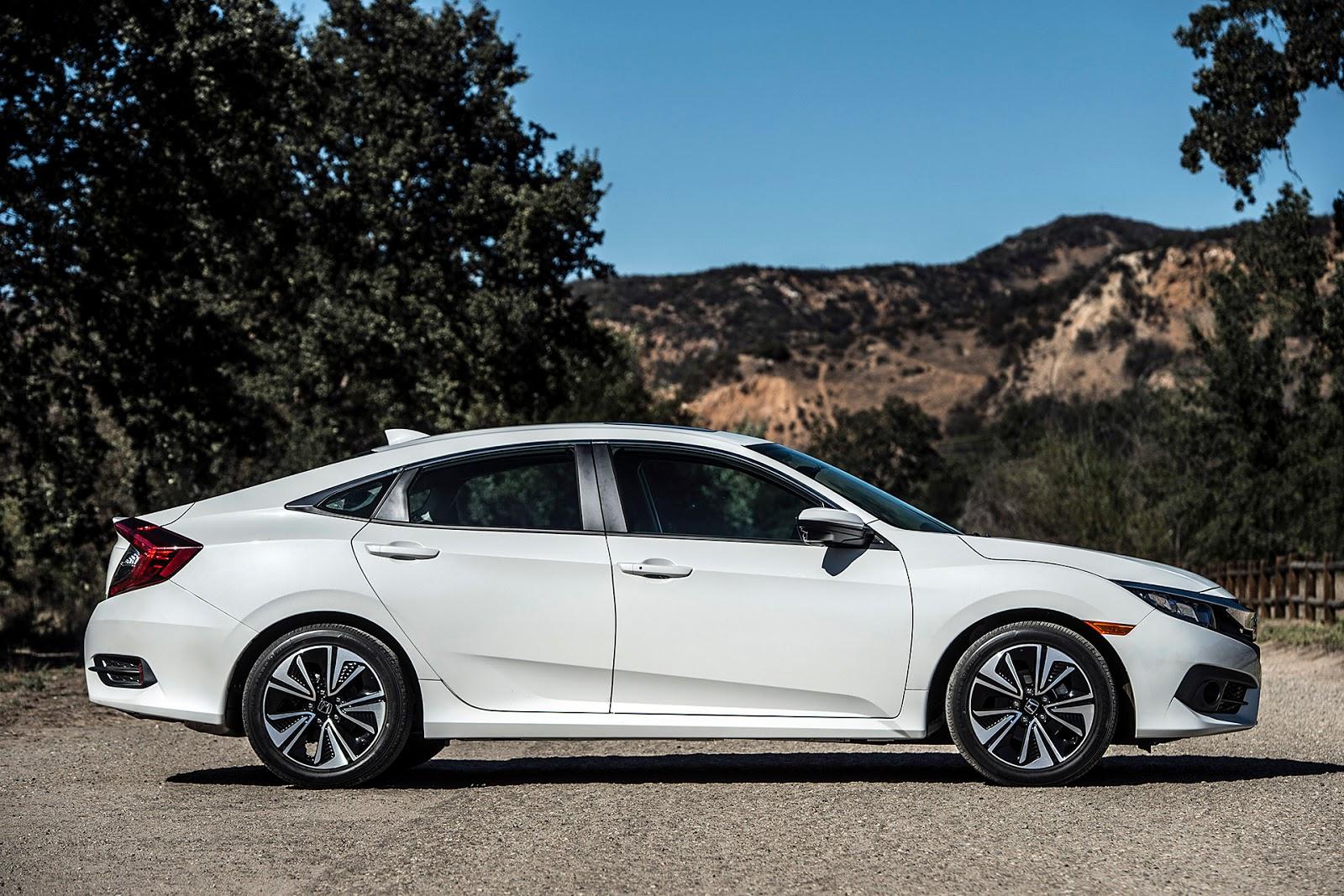 Đánh giá xe Honda Civic 2016 - Sedan tốt nhất trong phân khúc?