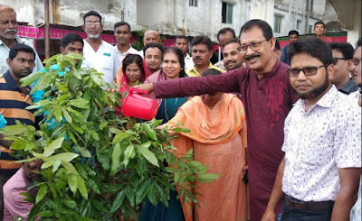 কালুখালীতে ফলদ বৃক্ষ মেলা উদ্বোধন