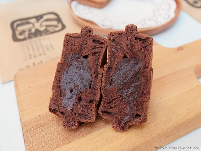 IMG 0876 - 台中霧峰│小山記日式方塊燒。你有吃過正方形的紅豆餅嗎?一週只有兩天在台中,還有季節限定的草莓口味唷!