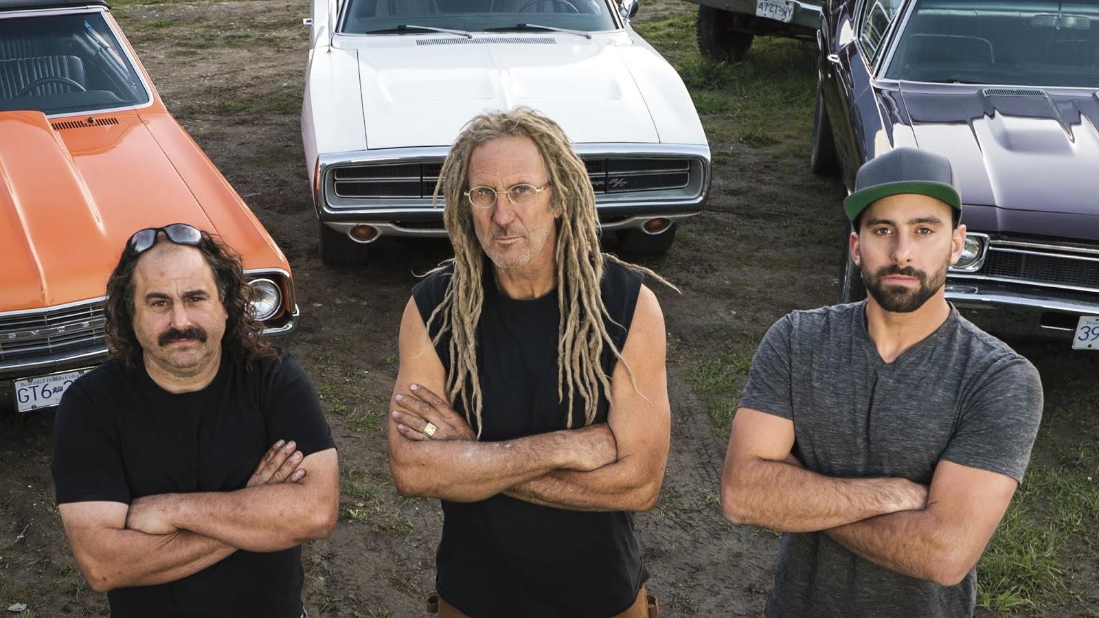 Rust Valley Restorers: 1×4