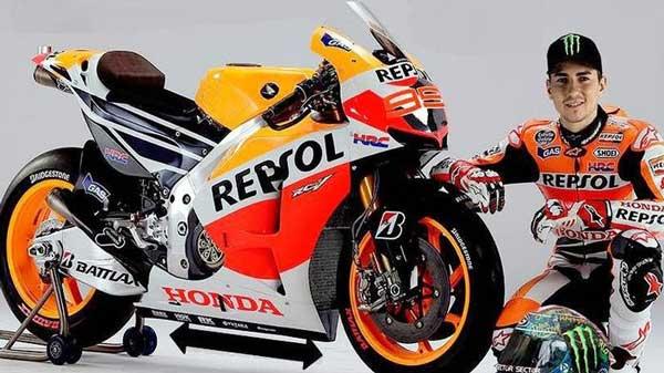 Lorenzo: Tidak Ada Rasa Takut Saat Mengendarai Honda