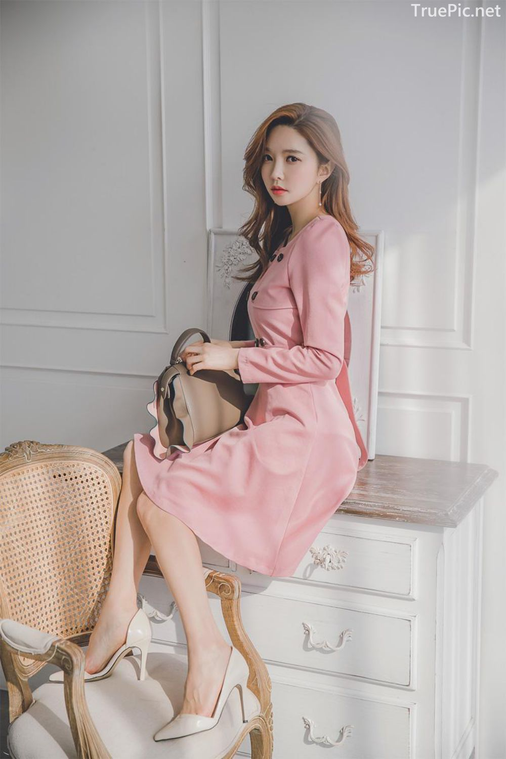 Korean-Hot-Fashion-Model-Park-Soo-Yeon-7-Outfit-sets-for-a-week-TruePic.net- Picture-7