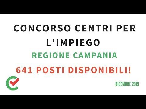 nuovi concorsi Regione Campania