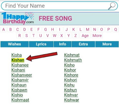 Happy birthday song download with name in Hindi