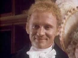Peter Firth as Henry Tilney (Northanger Abbey 1986)