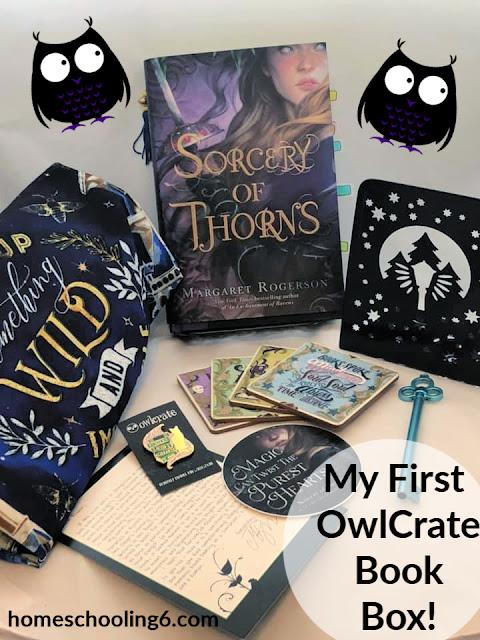 #owlcrate #subscriptionaddiction #bookboxsubcription